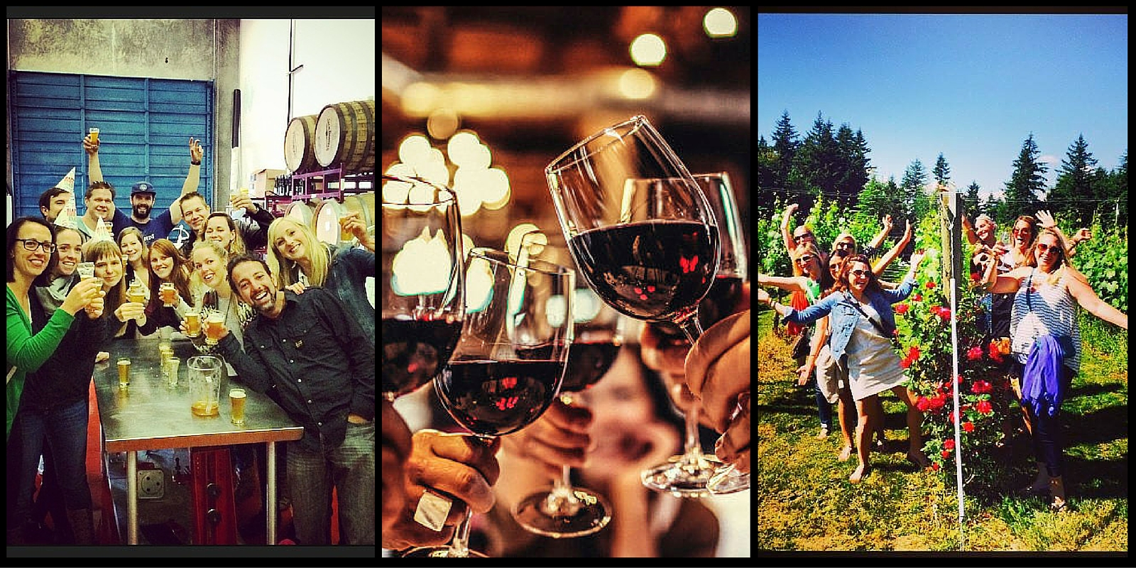 Vancouver Craft Brewery Tours and Winery Tours